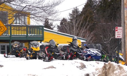 Snowmobilers can finally hit the trails