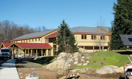 Old Forge arts center's new  facility is nearing completion