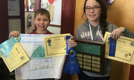 Inlet student receives first place for Conservation Field Day essay