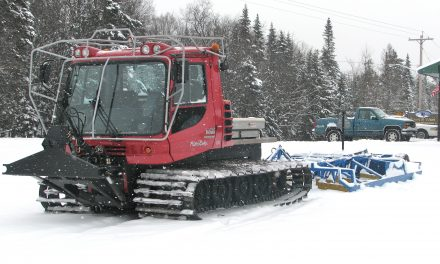 Groomers need more snow before they can hit the trails