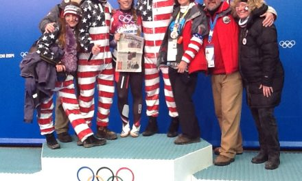 Olympians in our midst