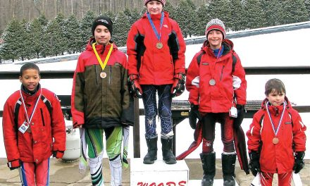 Polar Bears compete at Woods Valley