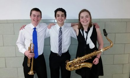 Students attend music festival