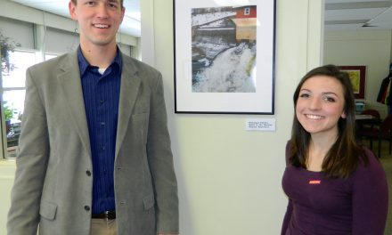 Brosemer wins Principal's Art Award this quarter