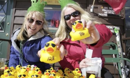 Lucky duckies and other McCauley fun this weekend