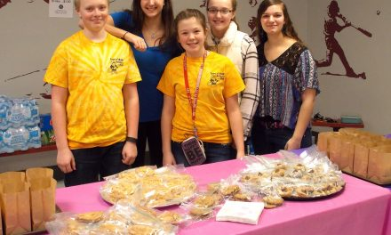 Key Club serves up goodies all over town
