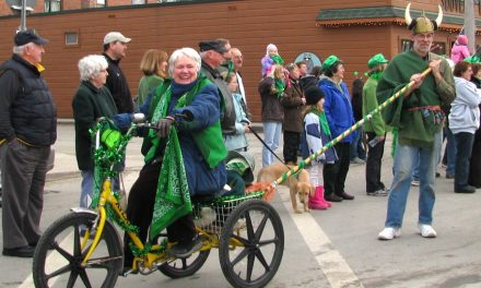 St. Patrick's Day Parade is on its way