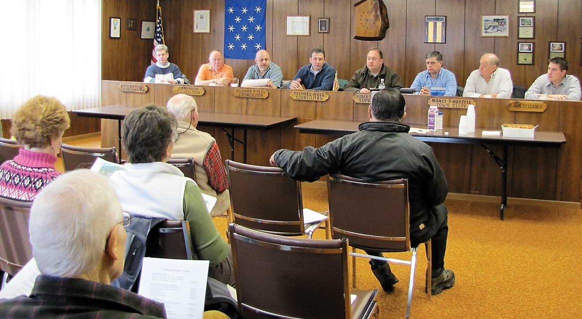 County board meets with Webb residents