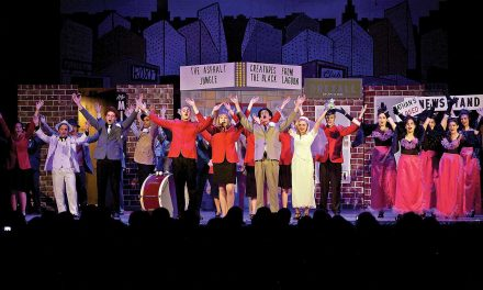 'Guys and Dolls' a hit
