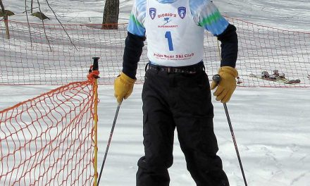 McCauley plays host to Citizens' Downhill race