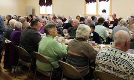 Loaves and Fishes Luncheon will be at St. Bart's