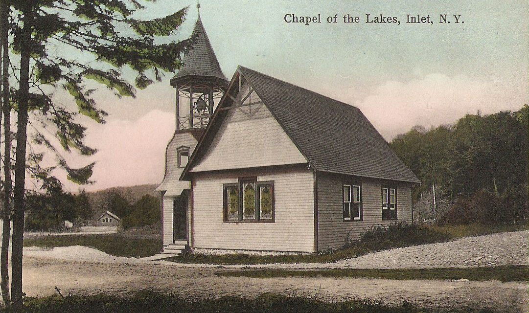 Church of the Lakes Presbyterian Church in Inlet opens for the summer season