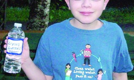 Inlet Youth and Niccolls Memorial seek to raise funds for clean water