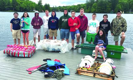Second annual recycled boat regatta makes a splash