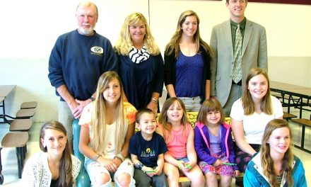 Kiwanis sponsors Buddy Bench at Town of Webb school