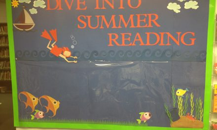 Inlet Library has a busy summer planned