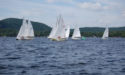 Central Adirondack Sailing Association holds its first races of the season