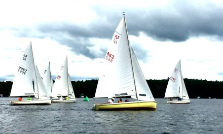 CASA holds races in very light winds
