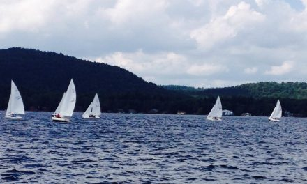 CASA holds races in heavy winds