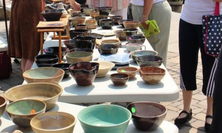 View announces Ice Cream Social and pottery sale