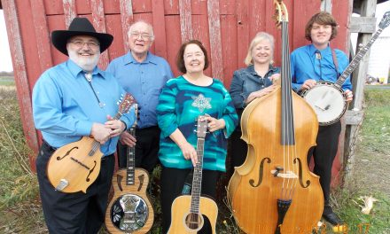 Bluegrass band to play at St. William's
