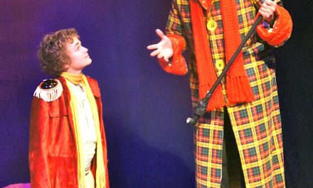 Pendragon Theatre's Production of The Little Prince at View