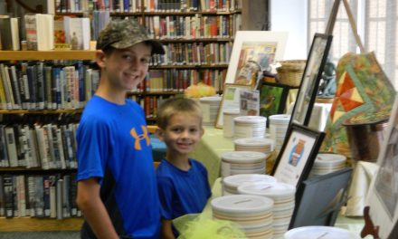 Library Bash happens on Sunday