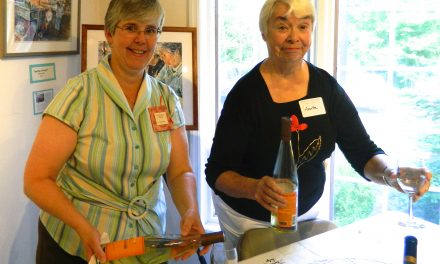 Annual Library Bash draws a crowd