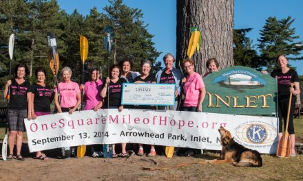 One Square Mile of Hope makes donation
