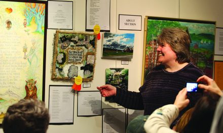 Art exhibit opens at Old Forge Library