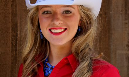 Paige Schweinsberg hopes to be the next Miss Teen Rodeo New York