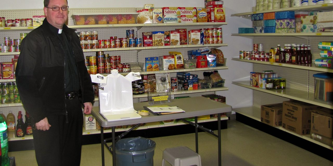 Charity event for the food pantry at St. Bartholomew's Church raises over $3,000