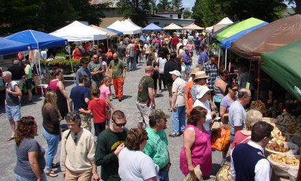 The Old Forge Farmers Market concludes eighth season