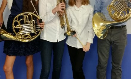 TOWS students go to the Music Teachers' Association's fall festival