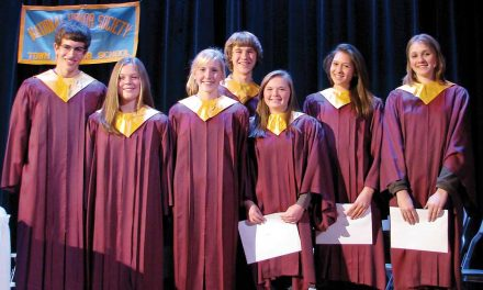 National Honor Society taps new members
