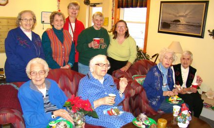 Garden Club meets at Lakeside Terrace for orchid presentation