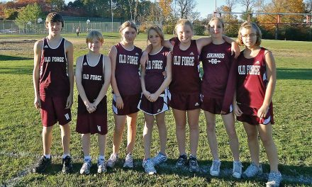 Local cross-country runners compete in the annual Adirondack Invitational