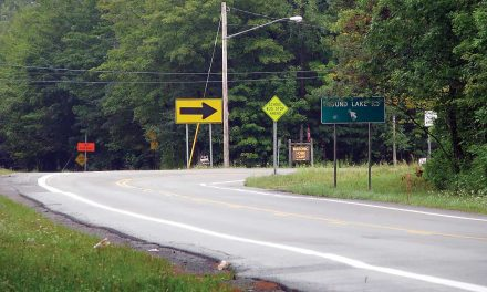 Ground is broken on roadwork in Adirondacks