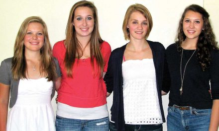 Local students chosen for Girls' State