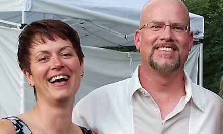 George and Elizabeth Cordes will present music in Long Lake