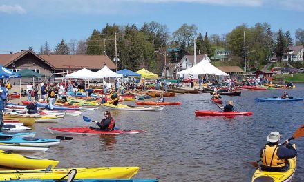Old Forge playing host to Paddlefest on village lakefront