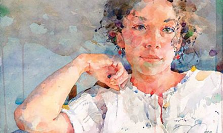 Learn figurative watercolor painting