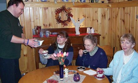 Victorian tea to be served