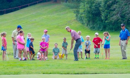 Local golf courses offer golfers a great game