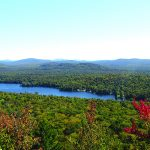 Bald Mountain offers great vantage for foliage viewing