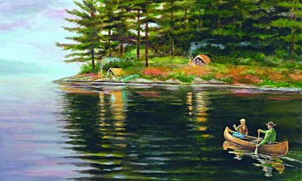 Artist to exhibit at the Old Forge Library