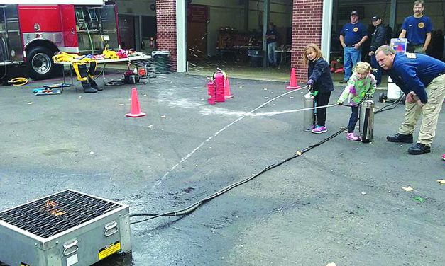 Old Forge Fire Department holds open houses