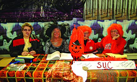 The Inlet Halloween Parade is another successful spooky seen