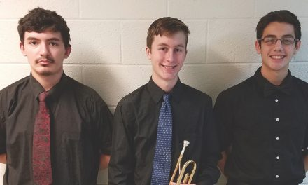 Local boys play at All-State