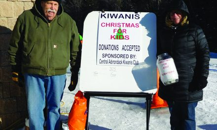 Kiwanis Snodeo collection benefits Christmas for Kids project
